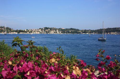 villefranche-sur-mer côte d ' azur france