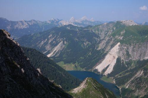 vilsalpsee rock fall landslide
