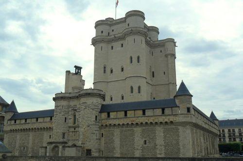 vincennes castle paris