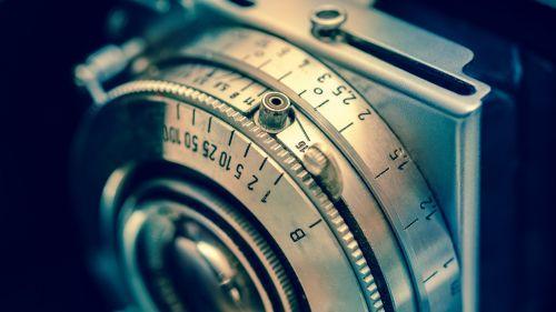 vintage camera 1950s
