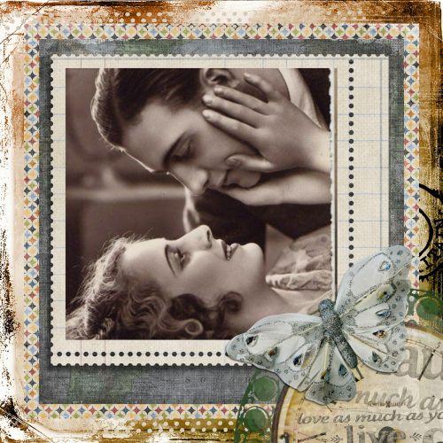 vintage love art