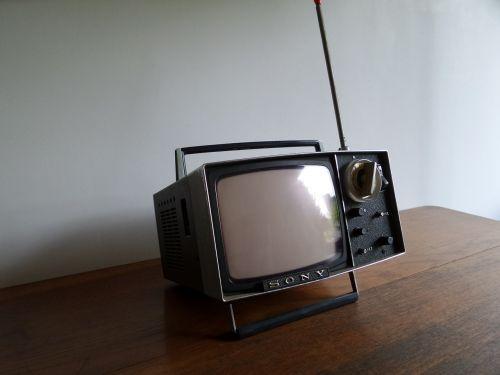 vintage television japanese
