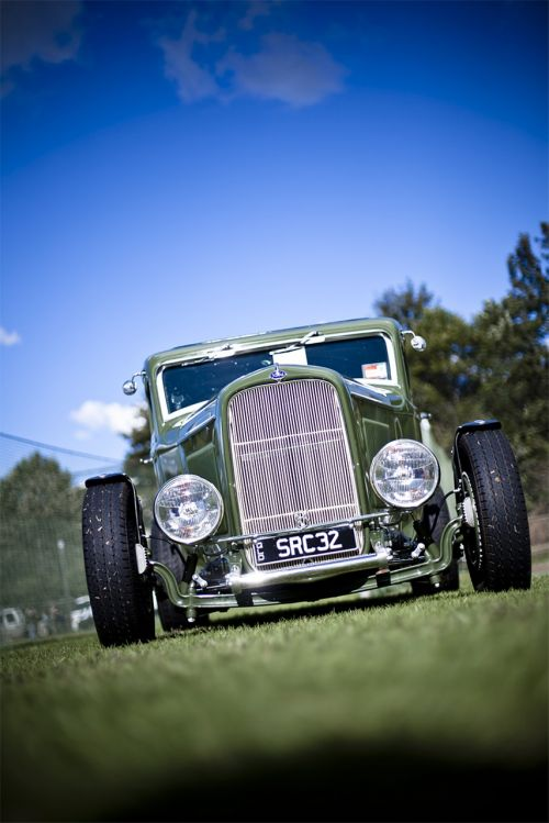 vintage car classic car