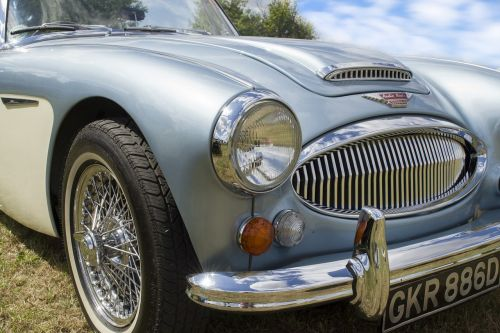 vintage classic austin