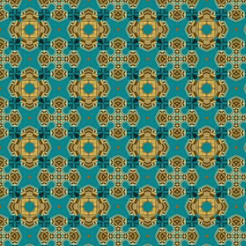vintage pattern unique