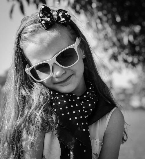 vintage poa girl