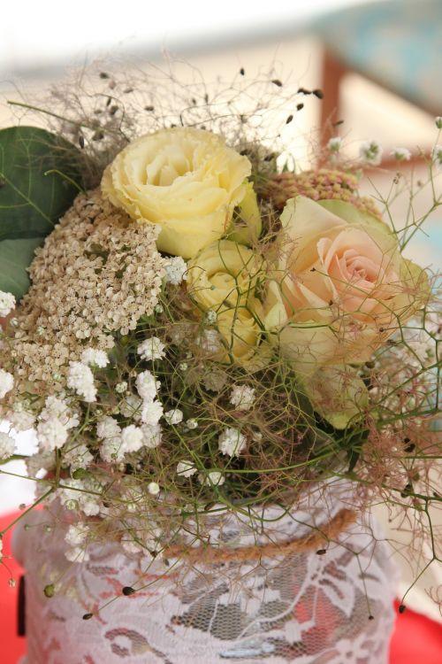 vintage romantic rose