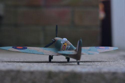 vintage spitfire ww2