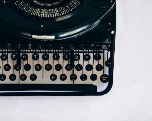 vintage,rašomąja mašinėle,raktai,komunikacija,mašinos,biuro mašinos,biuras,verslas