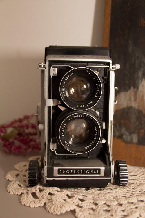 vintage camera retro