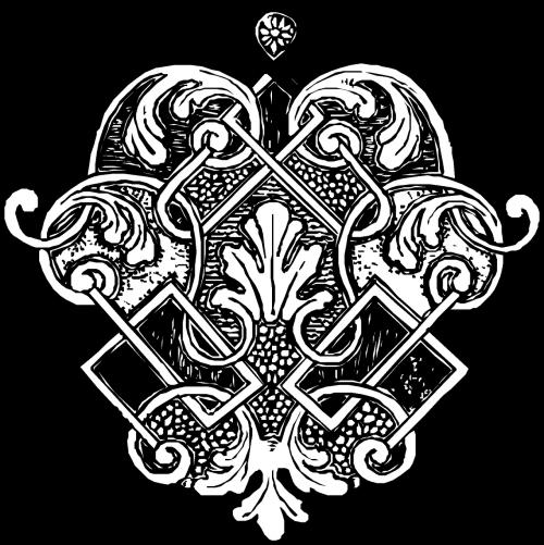 vintage victorian design