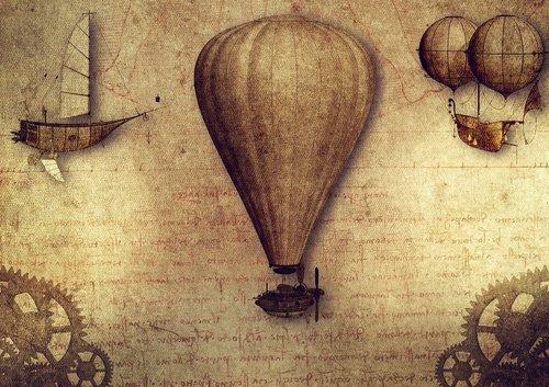 vintage  aviation  inventions