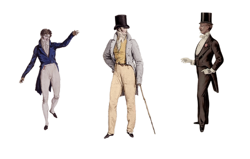 vintage  victorian  men's