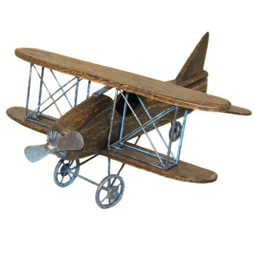 vintage plane biplane
