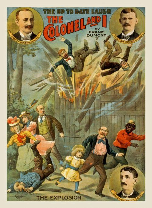 Vintage Arts Poster