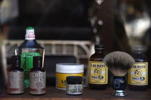 Vintage Barber Supplies