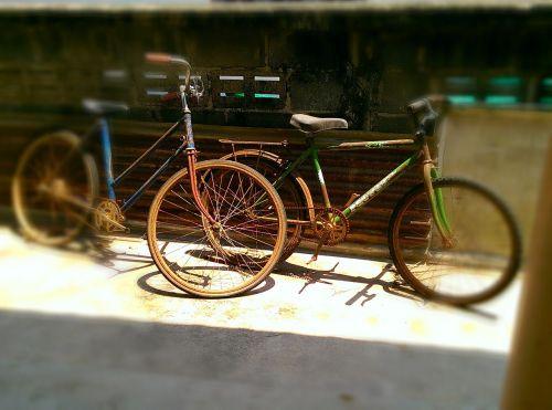 vintage bike old bicycle