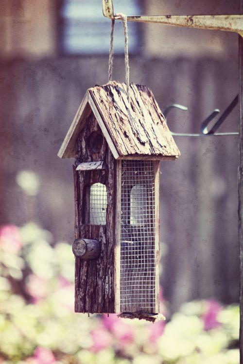 Vintage Bird-House