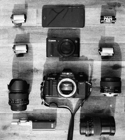 vintage camera film vintage