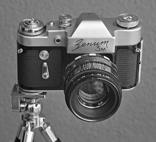 vintage camera  retro camera  film camera