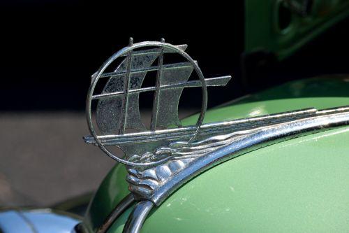 Vintage Car Hood Ornament