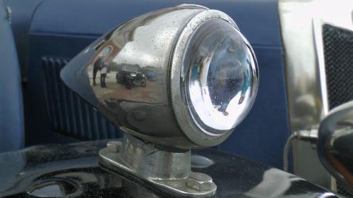 Vintage Car Side Light