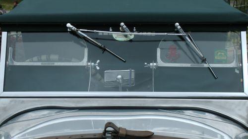 Vintage Car Wiper Blades