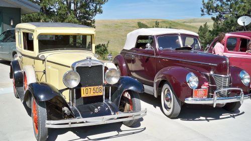 vintage cars old car classic car