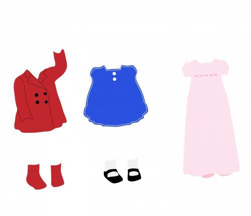 Vintage Childrens Clothes