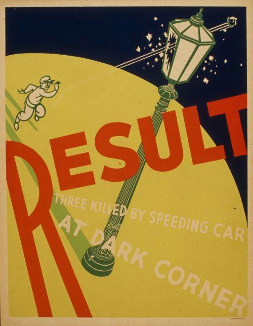 Vintage Community Poster