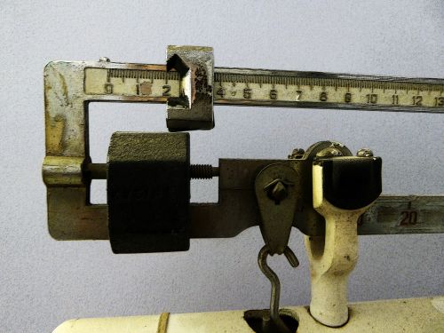 Vintage Doctor's Scale