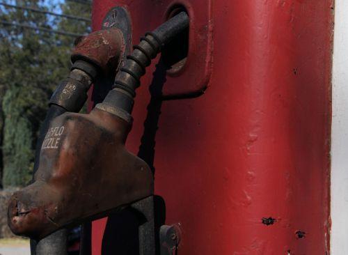 Vintage Gas Pump Nozzles