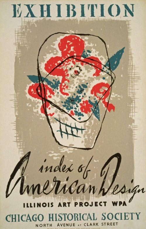 Vintage Historical Society Poster