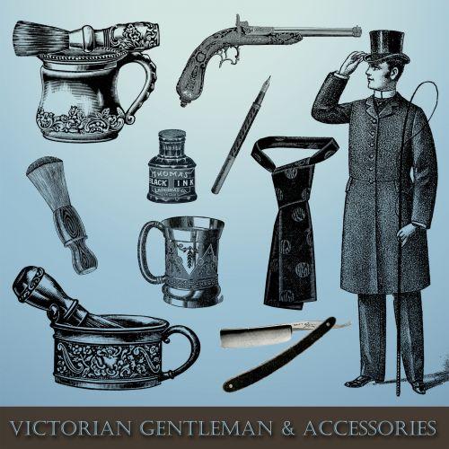 Vintage Man & Accessories