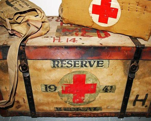 vintage medical bags  bags  canvas