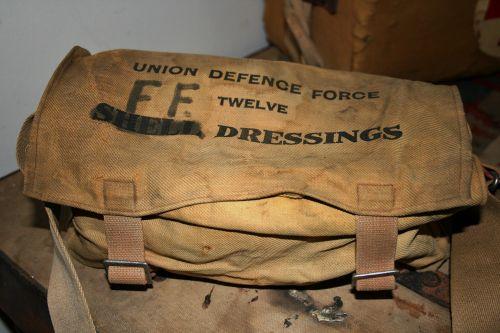 Vintage Medical Dressing Bag