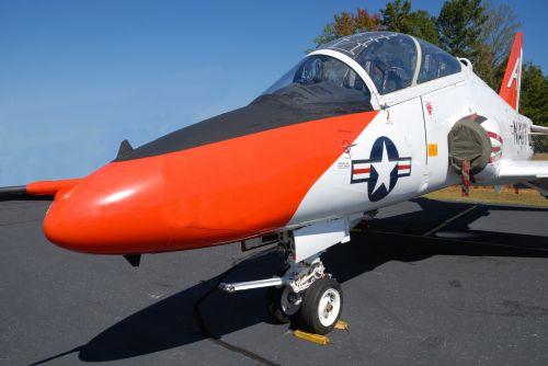 Vintage Miliitary Jet