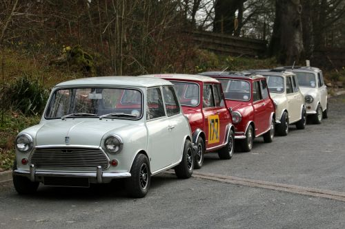 Vintage Mini's