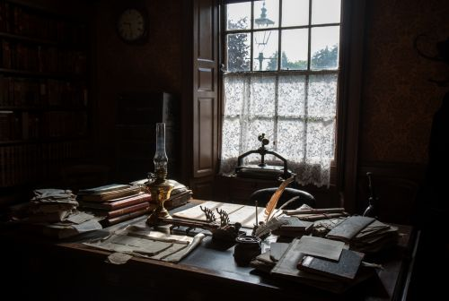 Vintage Office Of Solicitor