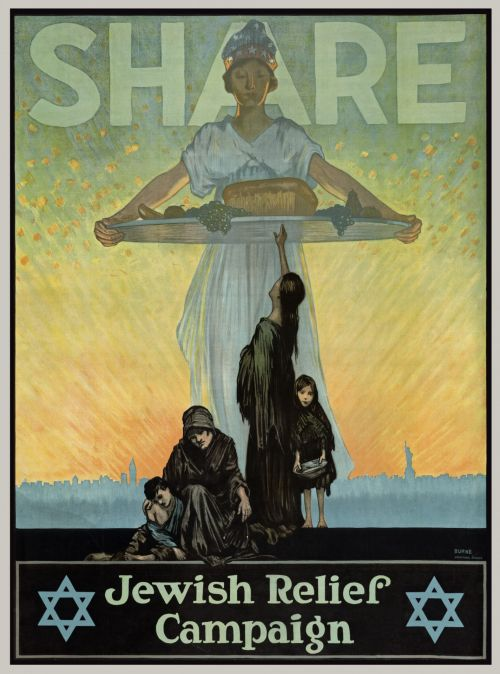 Vintage Share Poster