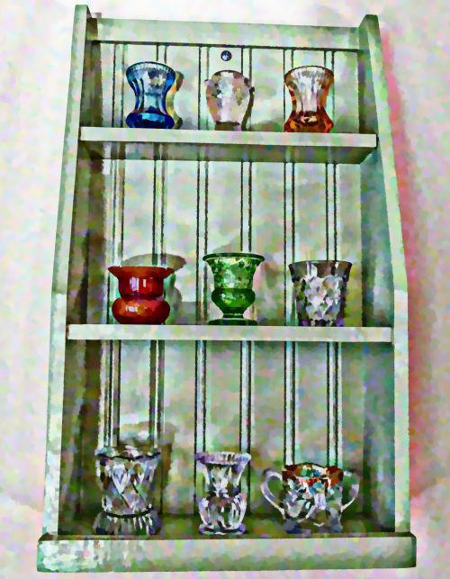 Vintage Small Vases