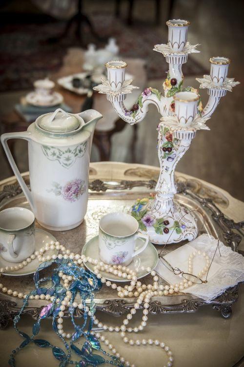 vintage tea set tea set tea cup