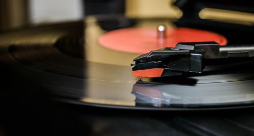 vinyl turntable music