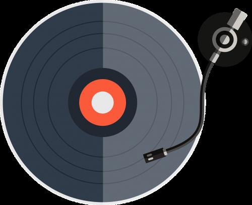 vinyl platinum disk