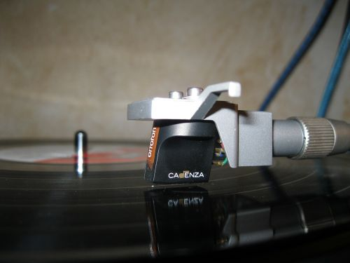 vinyl analog record