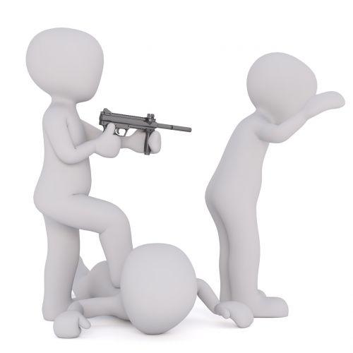 violent rifle gun