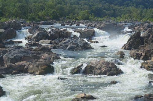 Violent Rapids