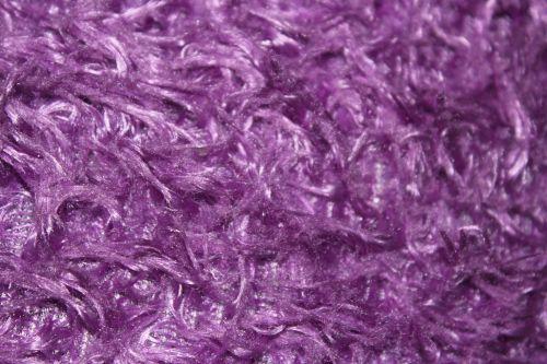 Violet Big Fur