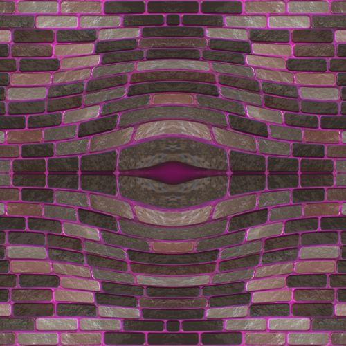Violet Bricks 3