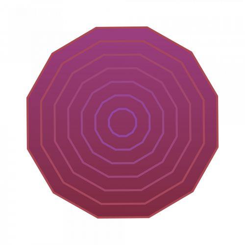 Violet Target